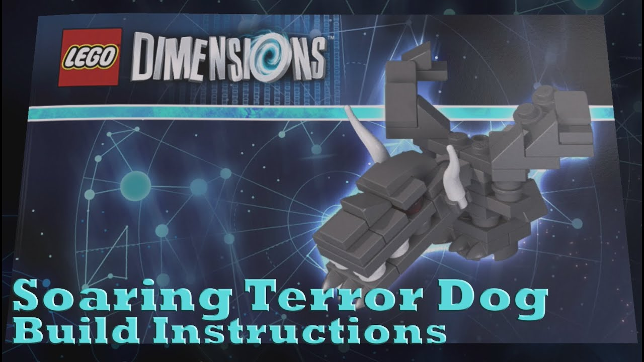build instructions for lego dimensions