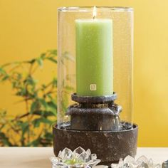 partylite harmony fountain instructions