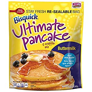 betty crocker buttermilk pancake mix instructions