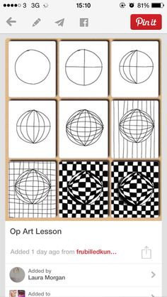 optical illusions for kids with instructions