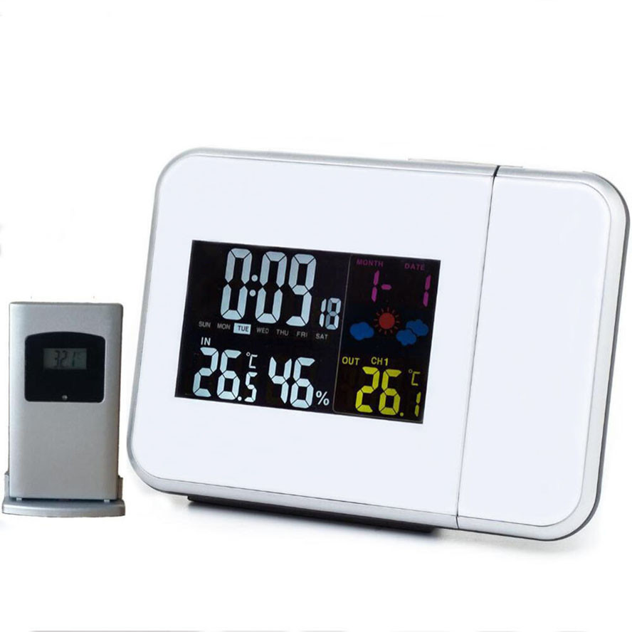 chl-007 digital weather station english instructions