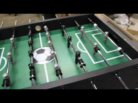 harvard foosball table setup instructions