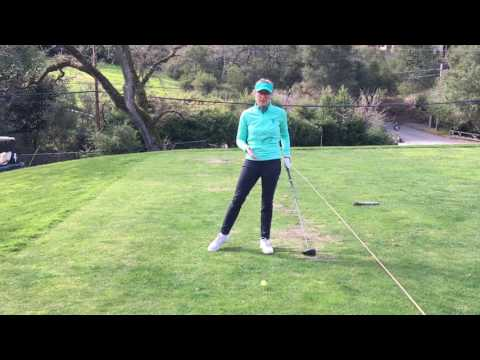 golf putting training aid instruction