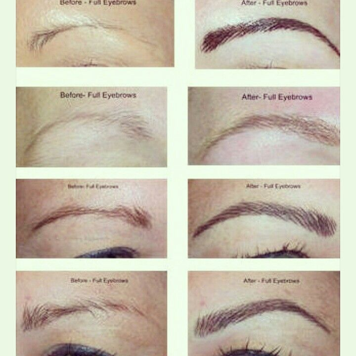 meybelline tattoo brow instructions