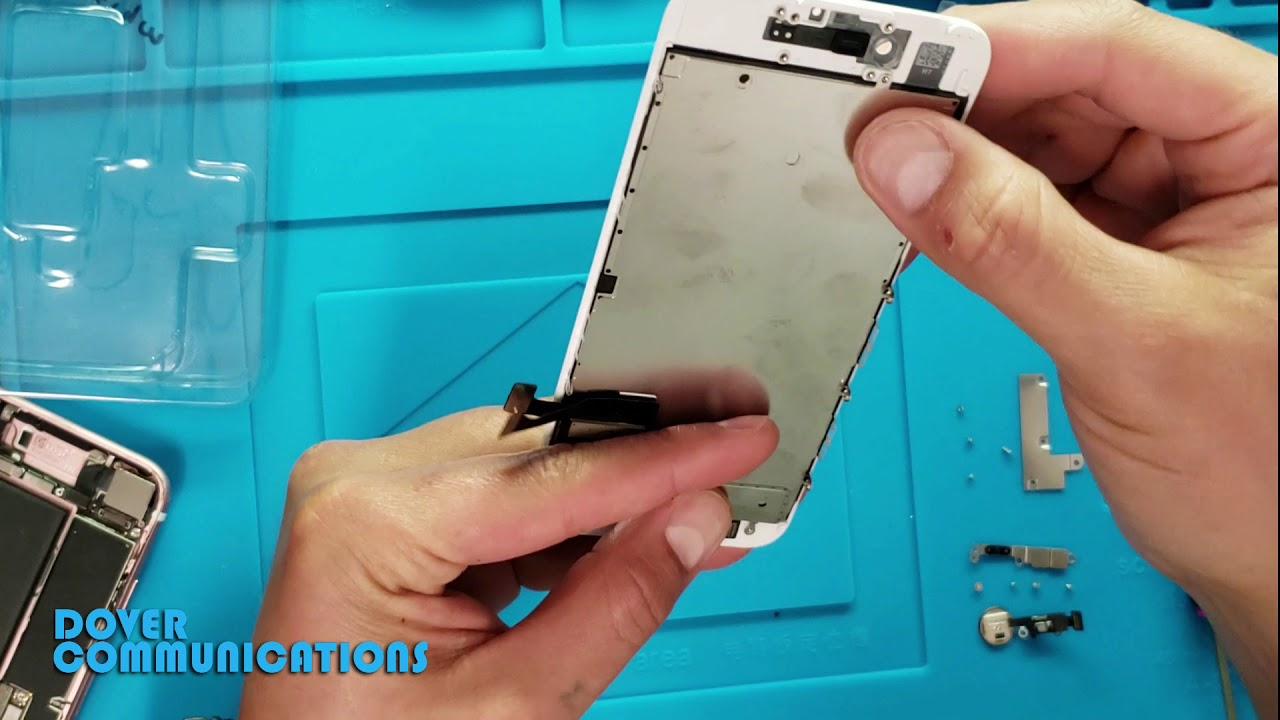 iphone 4 replacing screen instructions
