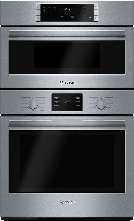 bosch combination oven instructions