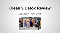 clean 9 cleanse instructions