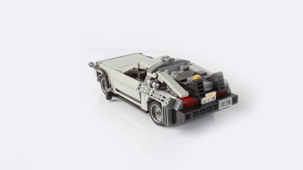 lego delorean instructions download