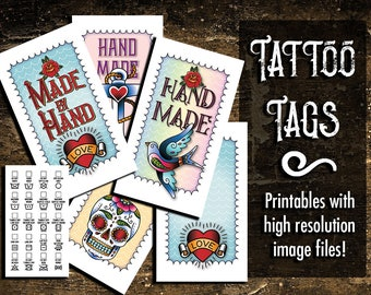 tattoo care instructions pdf