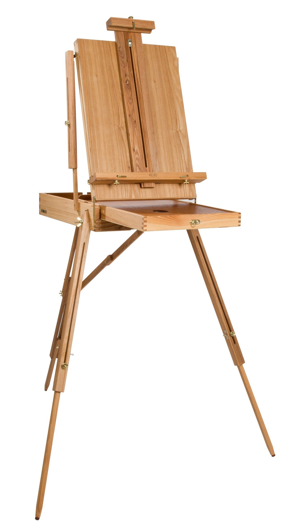 julian french easel instructions