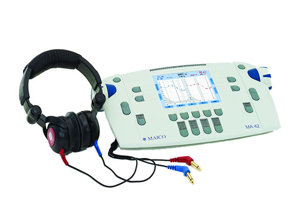 maico ma39 audiometer operating instructions