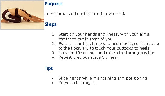 levator scapulae stretch instructions