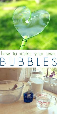 bouncing bubble solution instructions