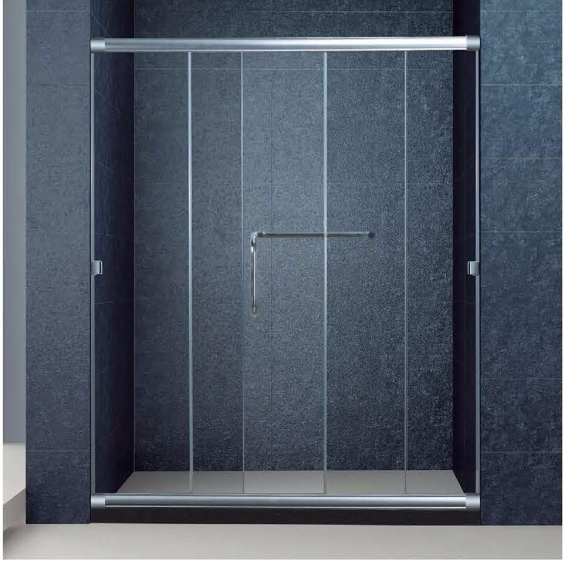 cleaning instructions for semi-framed glass shower screens