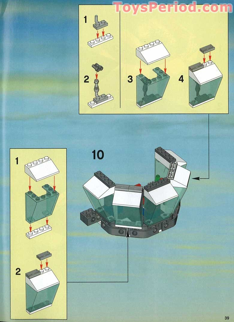what version of lego instructions to download