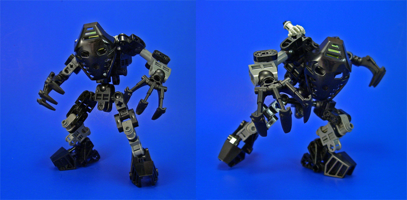 lego bionicle 2015 onua instructions