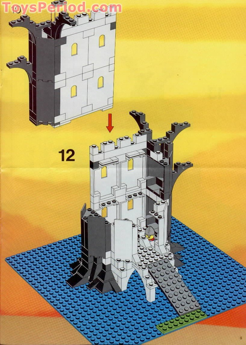 wall-e lego instructions neck update