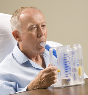 incentive spirometer instructions proper use