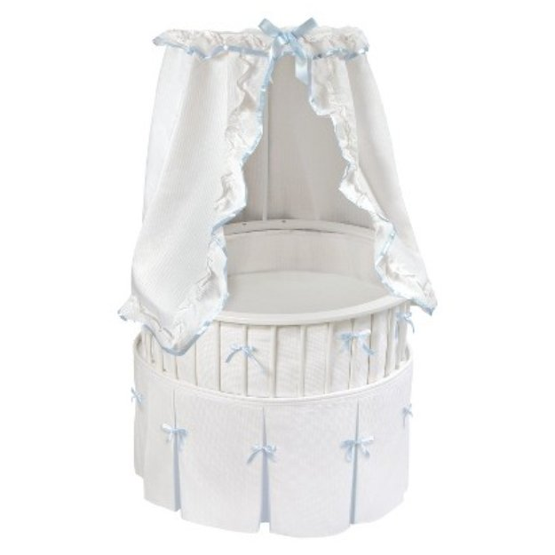 fisher price zen collection gliding bassinet instructions