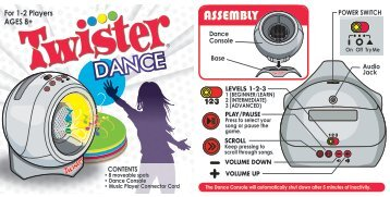 twister hoopla game instructions