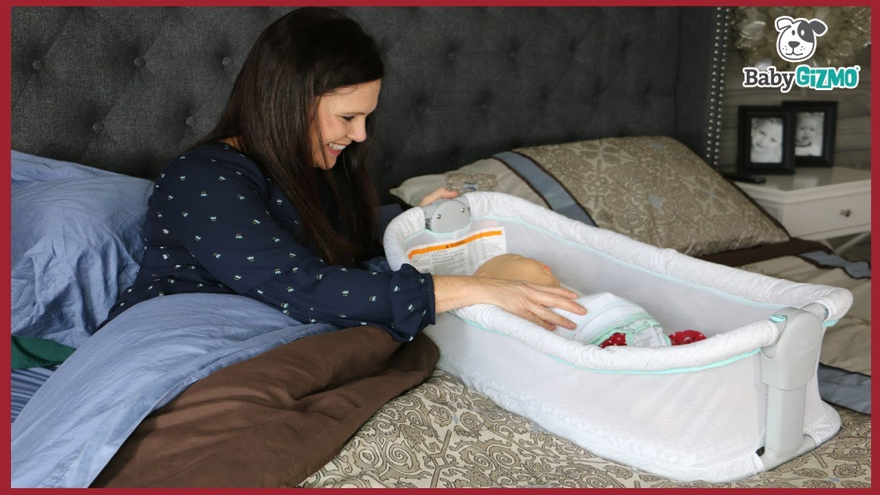 swaddleme by your side sleeper instructions