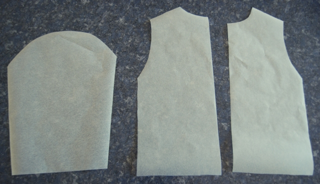 hey cut sew instructions