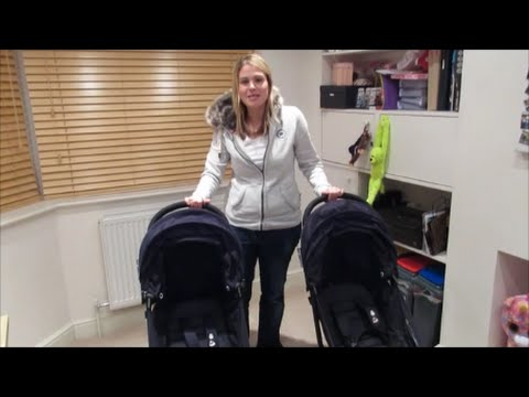 baby club stroller instructions