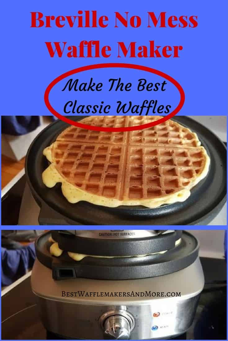 all clad waffle iron instructions