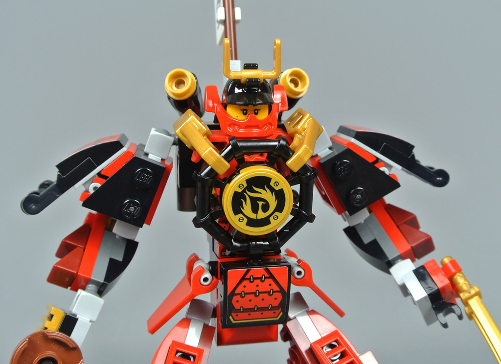 lego dimensions nya samurai mech instructions