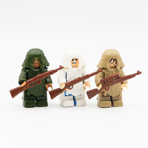 lego toy story soldiers instructions