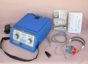 welch allyn audiometer 23300 instructions