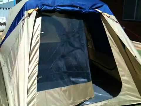 6 man tent spinifex huon instructions