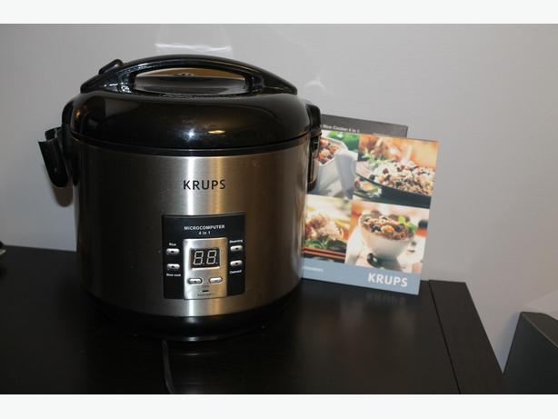 breville 10 cup rice cooker instructions