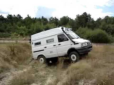 iveco daily 4x4 snorkel instructions