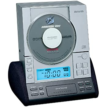 onn cd clock radio instructions