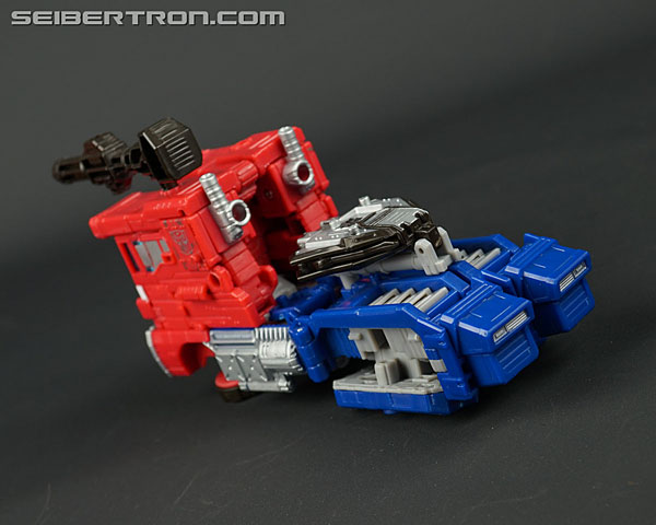 transformers war for cybertron optimus prime toy instructions