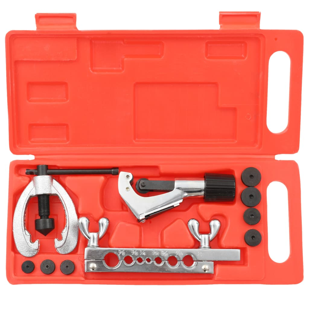 toolpro double flaring tool instructions