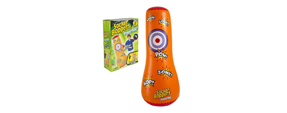 socker boppers power bag instructions