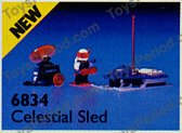 lego celestial sled instructions