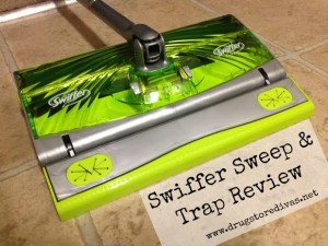swiffer sweep and trap instructions