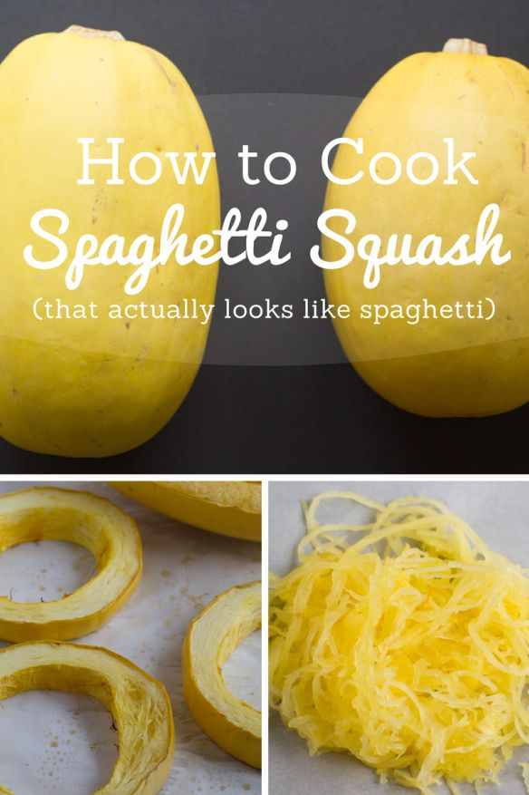 vegetable spaghetti cooking instructions