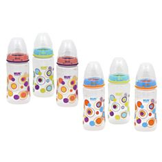 nuk orthodontic bottles instructions