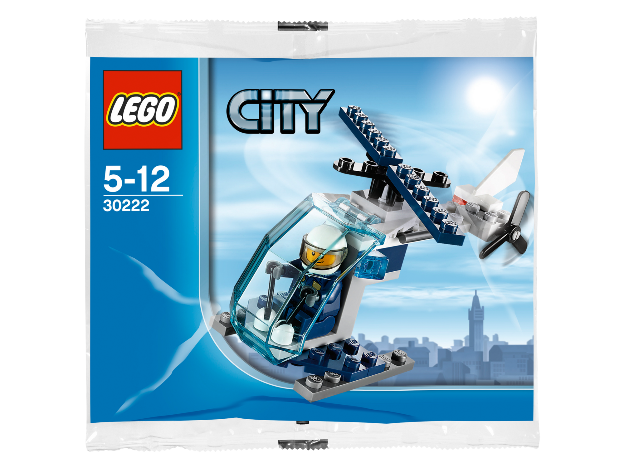 lego helicopter 30222 instructions