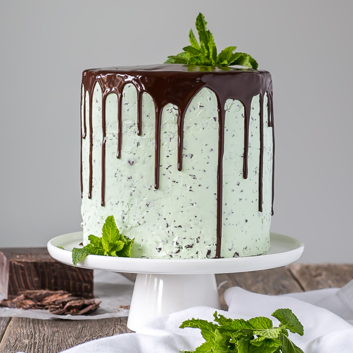 greens classic chocolate cake instructions