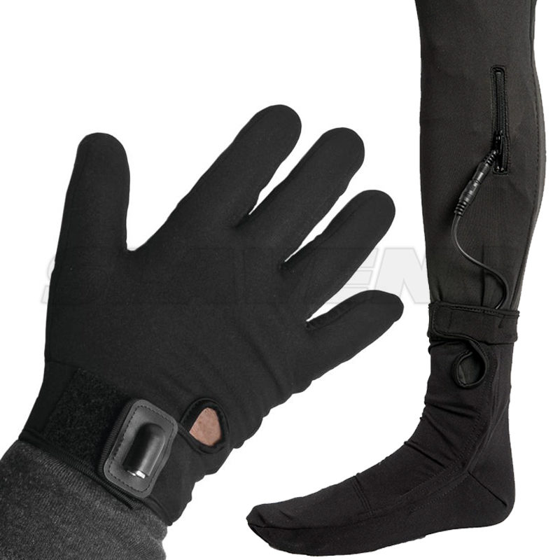 adventure heat gloves instructions