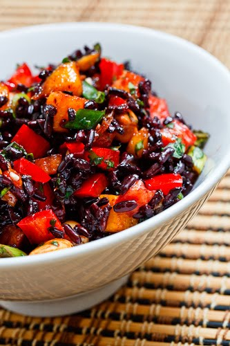 thai black rice cooking instructions