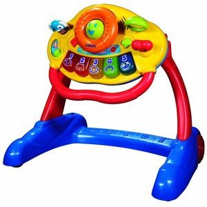 fisher price activity walker instructions