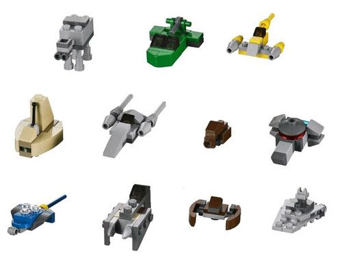lego star wars advent calendar 2015 building instructions