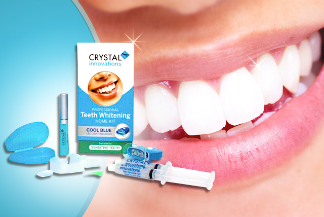 crystal innovations teeth whitening kit instructions