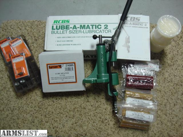 rcbs lube sizer instructions